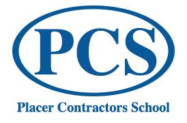 Contractors License Exam School in California
